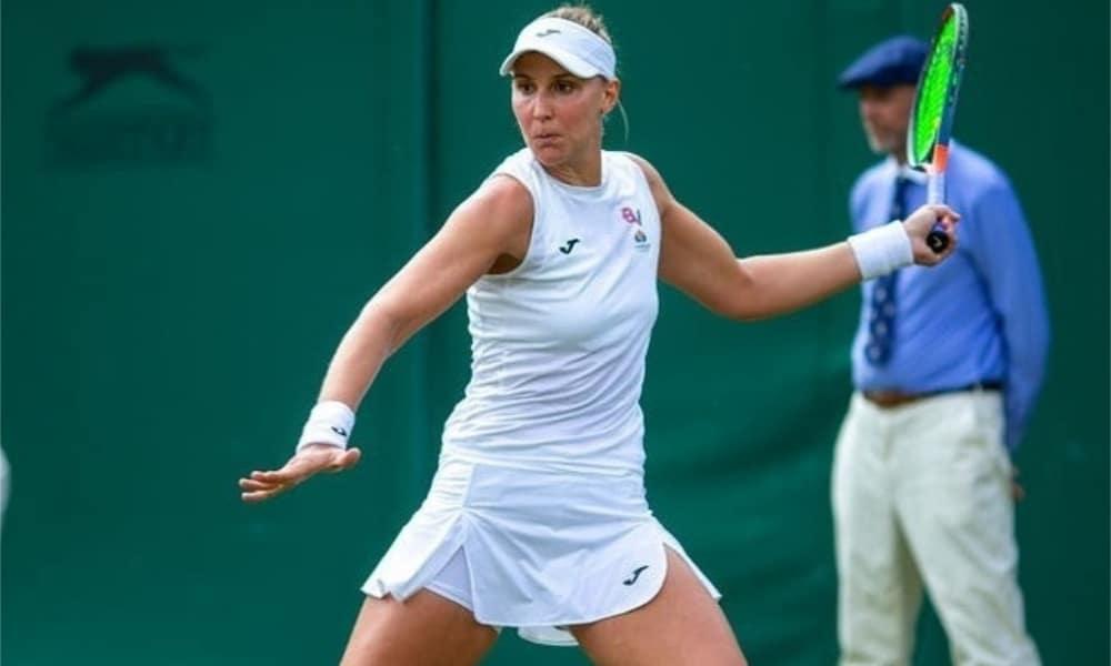 Bia Haddad - Wimbledon
