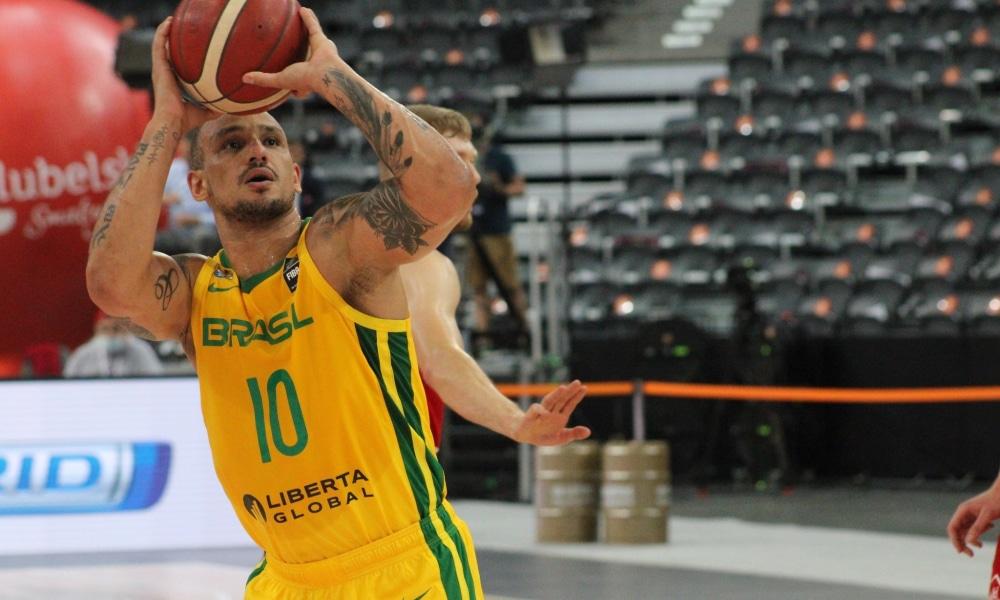 Brasil - Pré-Olímpico Mundial de basquete - Tóquio 2020