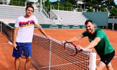 Bruno Soares - Marcelo Melo - Roland Garros