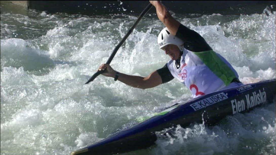 Elena Kaliská canoagem slalom