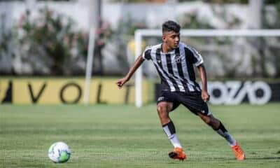 Grêmio e Ceará - Brasileiro Sub-17