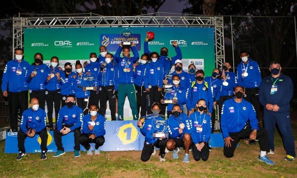 Pinheiros Troféu Brasil de Atletismo