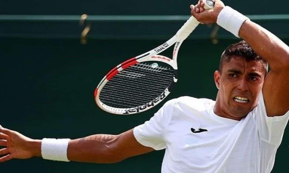 Thiago Monteiro - Wimbledon