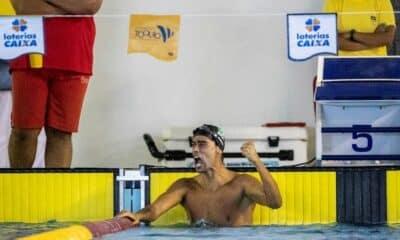 29 nadadores fazem índice para a Paralimpíada de Tóquio