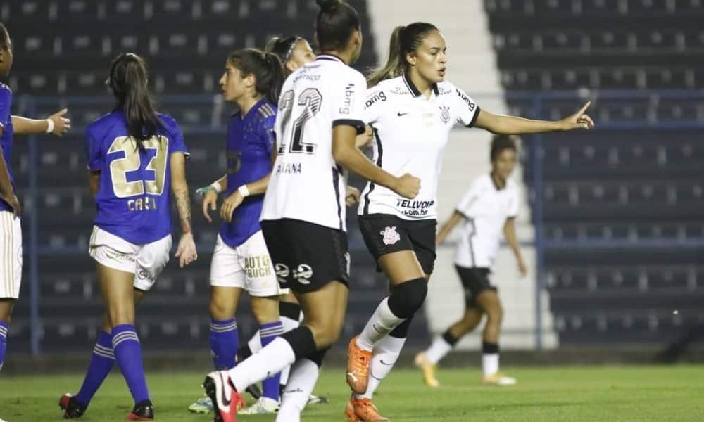 Corinthians x Cruzeiro - Brasileiro Feminino