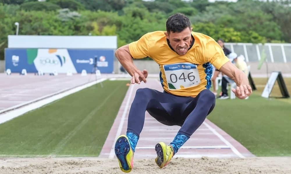 Seletiva atletismo paralímpico