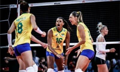 Brasil x Bélgica - Liga das Nações