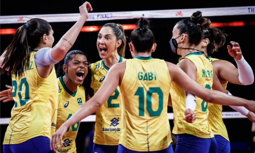 Brasil x Estados Unidos - Final - Liga das Nações