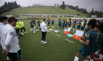 Seleção feminina Sub-20 de futebol