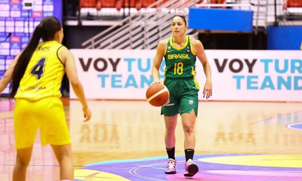 Americup feminina de basquete