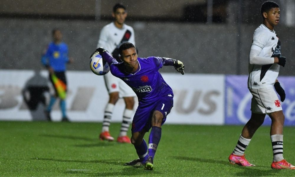 Vasco xx Athletico-PR - Brasileiro Sub-17