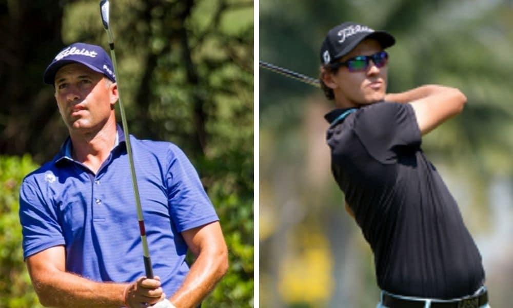 Alexandre Rocha e Rafael Becker disputa etapa do PGA Tour Latinoamerica