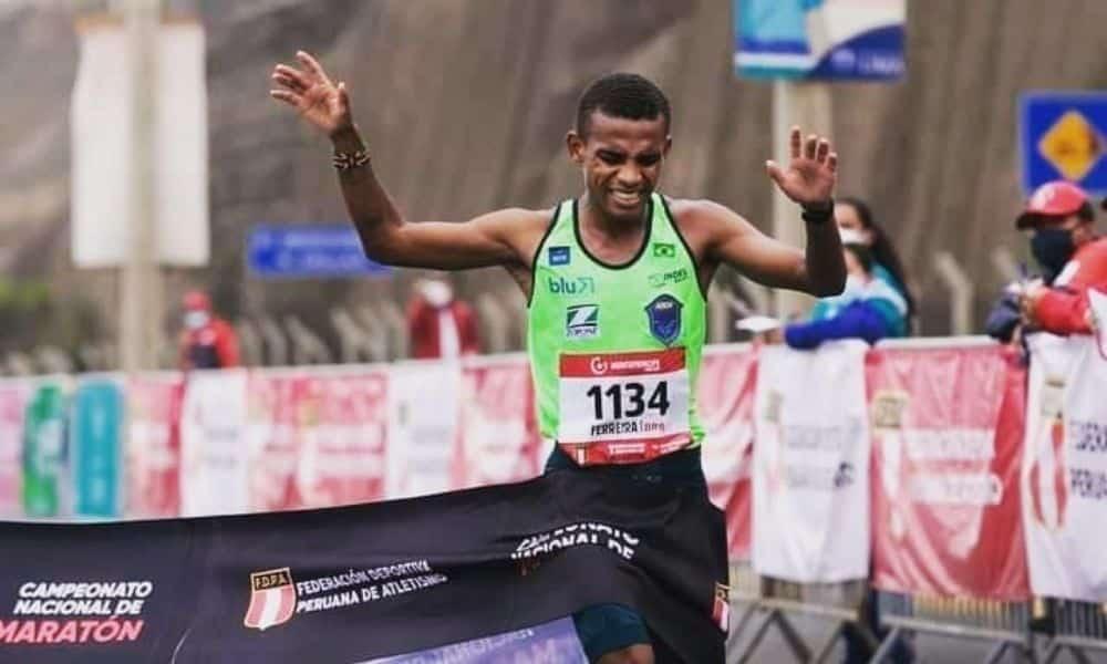 Daniel Nascimento - atletismo - maratona masculina -Jogos Olímpicos de Tóquio 2020