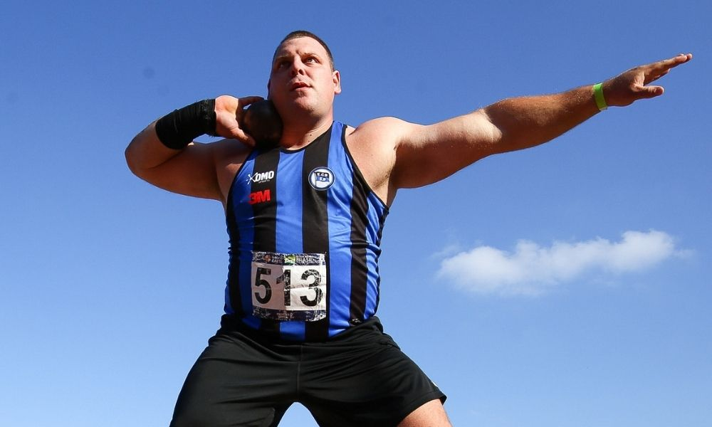 Darlan Romani conquista o 10º título do Troféu Brasil de Atletismo