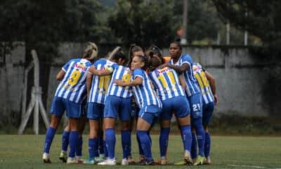 Bahia x Avaí/Kindermann - Brasileiro Feminino