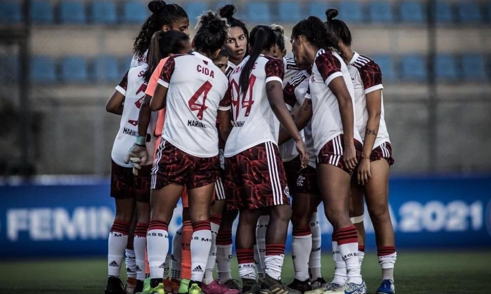 Ferroviária e Flamengo - Brasileiro Feminino
