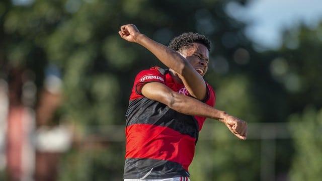 Flamengo x América-MG - Brasileiro Sub-20