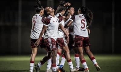 Flamengo e Botafogo - Brasileiro Feminino