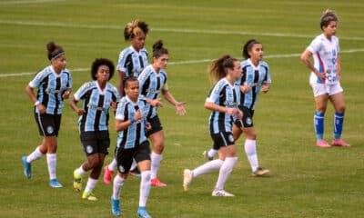 Grêmio - Avaí - Flamengo - Brasileiro Feminino