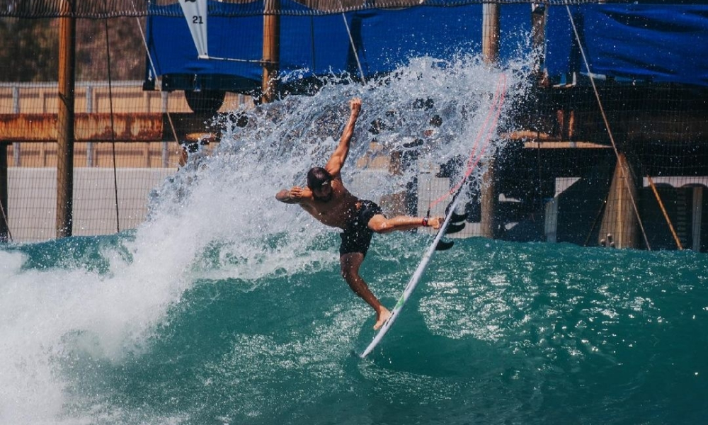 Ítalo Ferreira - Caio Ibelli - Surf Ranch