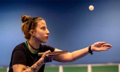 Seletiva Paralímpica de tênis de mesa - Jennyfer Parinos - Paulo Henrique Fonseca - Claudio Massad - Ecildo Lopes