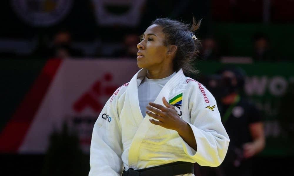 Ketleyn Quadros Mundiald de judô 2021 lista dos atletas brasileiros classificados para os Jogos Olímpicos de Tóquio