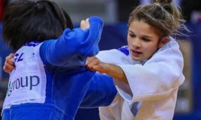 Larissa Pimenta - Mundial de judô Jogos Olímpicos ao vivo