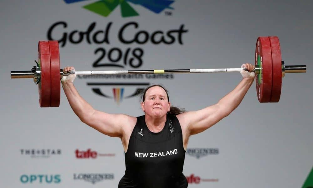 Laurel Hubbard levantamento de peso
