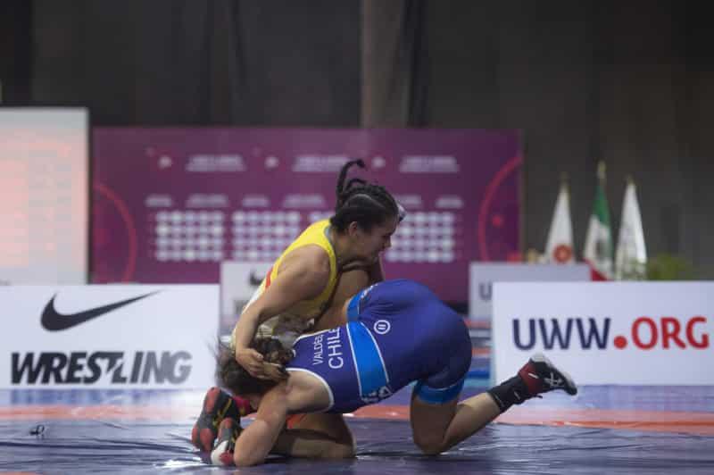 Wrestling Mundial Pan-Americano