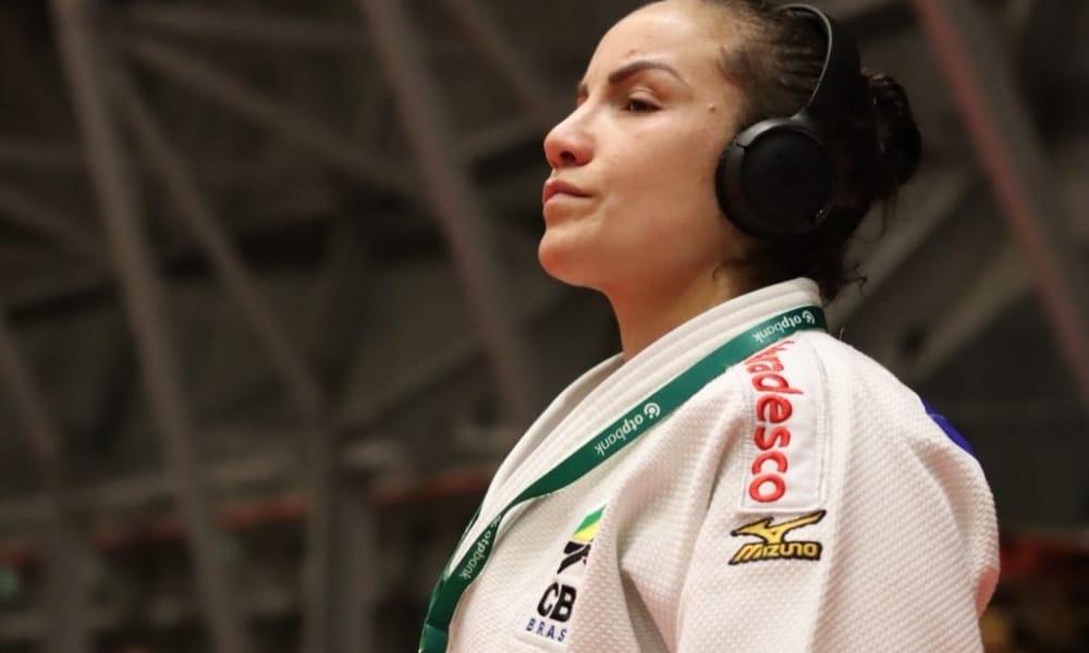 Maria Portela - Rafael Macedo - Mundial de judô