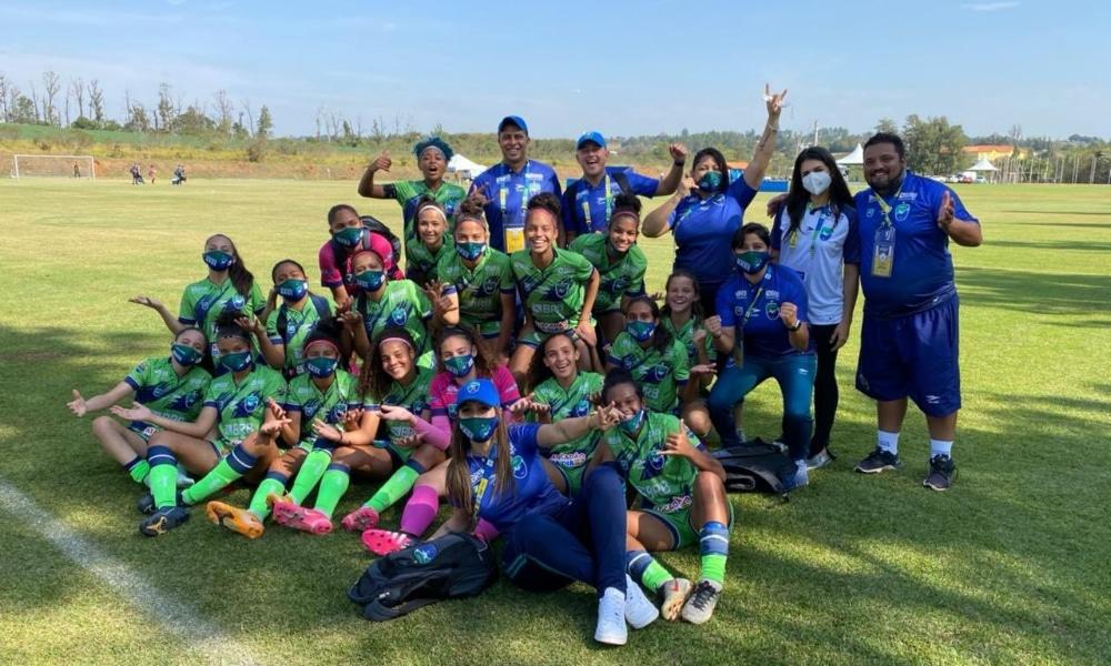 Brasileiro Feminino Sub-16 - Minas Brasília - Internacional - São Paulo - Corinthians