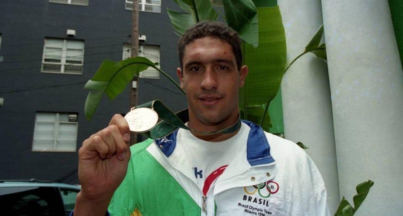 Gustavo Borges Natação 200m livre