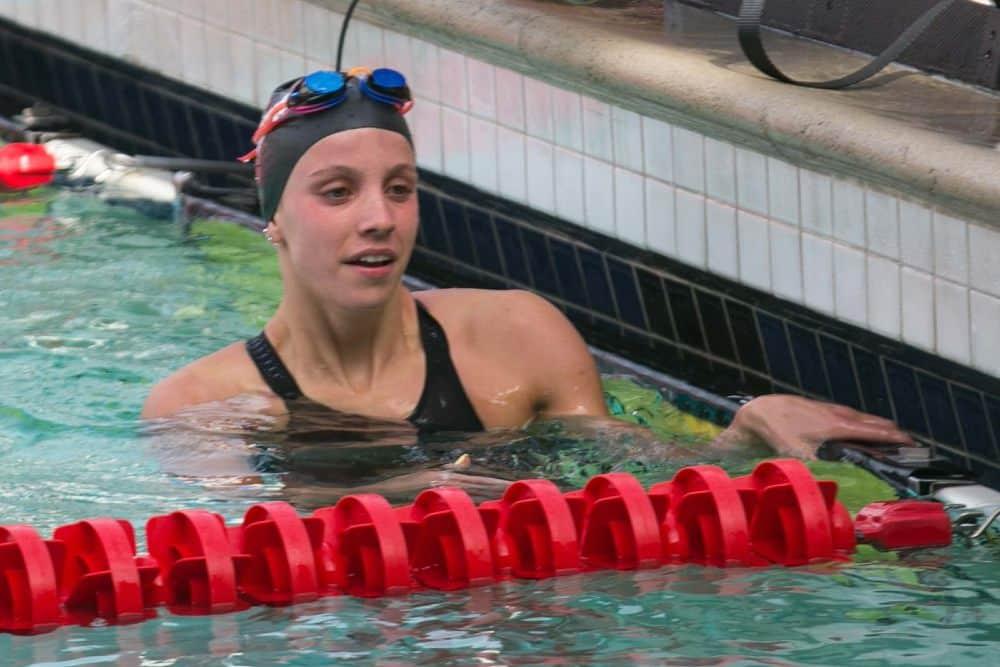 Regan Smith natação