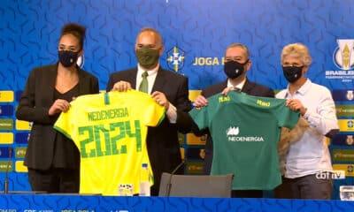 Seleção feminina - Brasil - CBF - Neoenergia