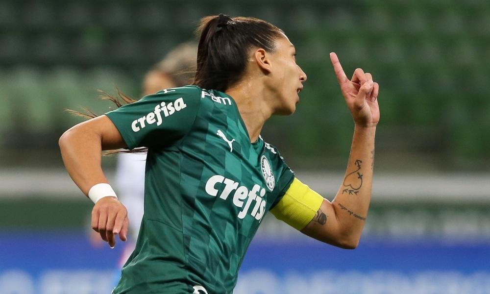 Minas Brasília e Palmeiras - Brasileiro Feminino