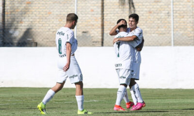 Palmeiras e Bahia - Brasileiro Sub-17