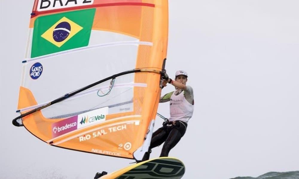 Patrícia Freitas RS-X Jogos Olímpicos de Tóquio - vela - Olimpíada