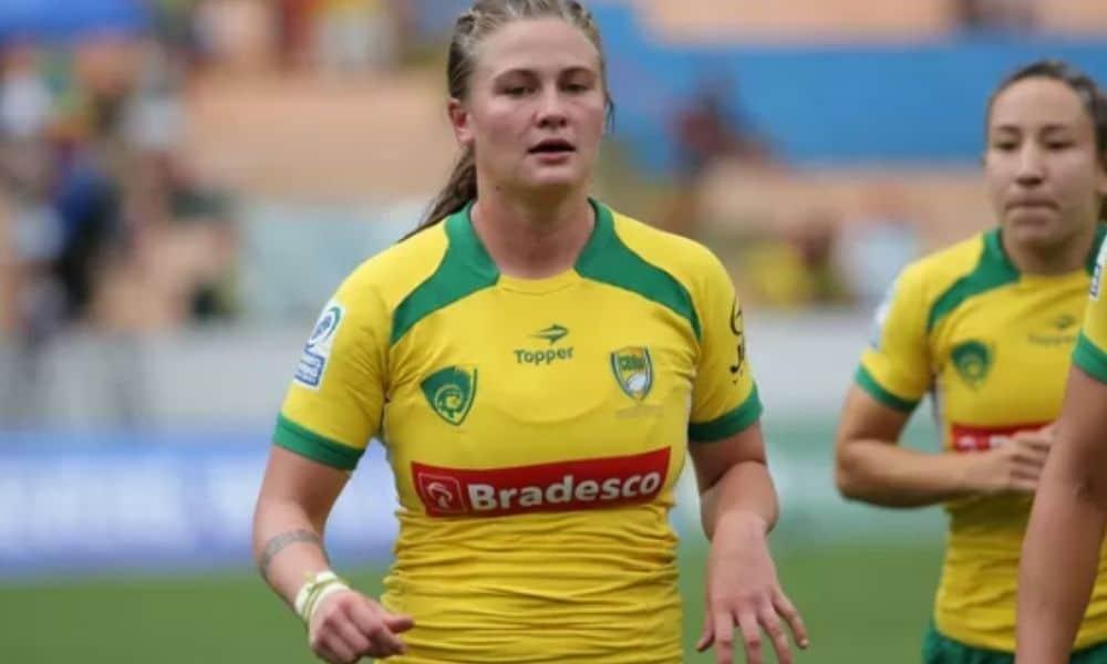 Conheça Raquel Kochhann, atleta da seleção brasileira de rugby sevens que representará o Brasil nos Jogos Olímpicos de Tóquio 2020