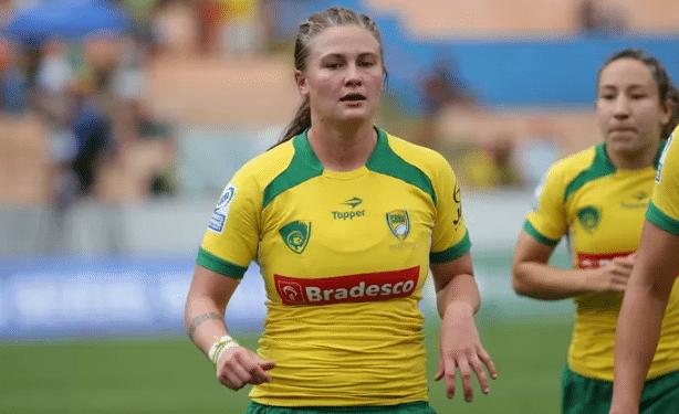 Raquel Kochhann rugby sevens Jogos Olímpicos de Töquio 2020
