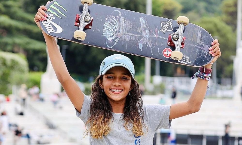 Rayssa Leal - Pâmela Rosa - Letícia Bufoni - Mundial de Street
