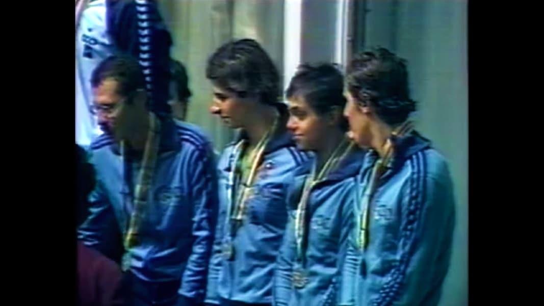Revezamento Brasil 4 x 200m livre Moscou 1980 -4 x 200m livre masculino - Natação - Jogos Olímpicos Tóquio 2020