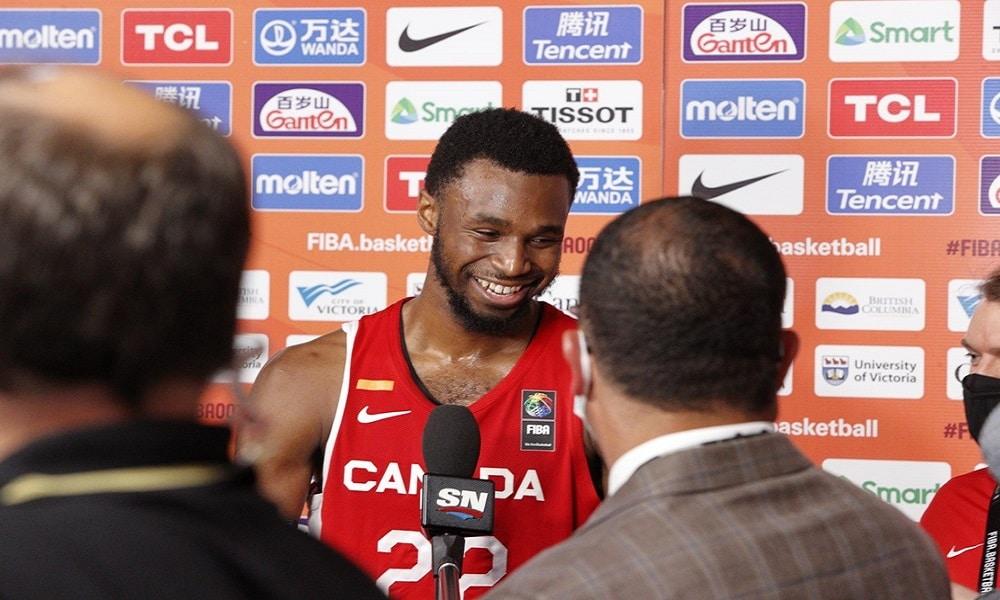 Canadenses vencem no primeiro dia do Pré-Olímpico de Victoria