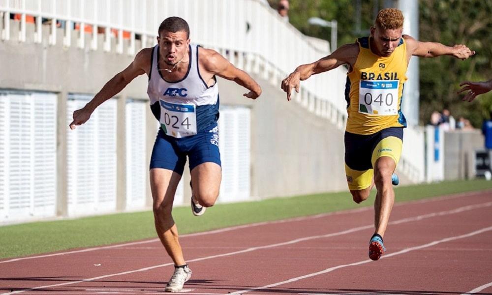 seletiva paralímpica de atletismo