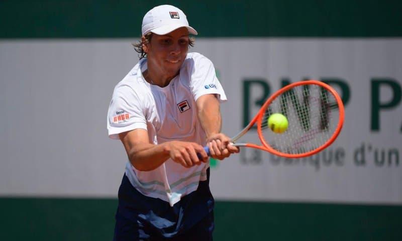 Pedro Boscardin - Roland Garros - Bia Haddad