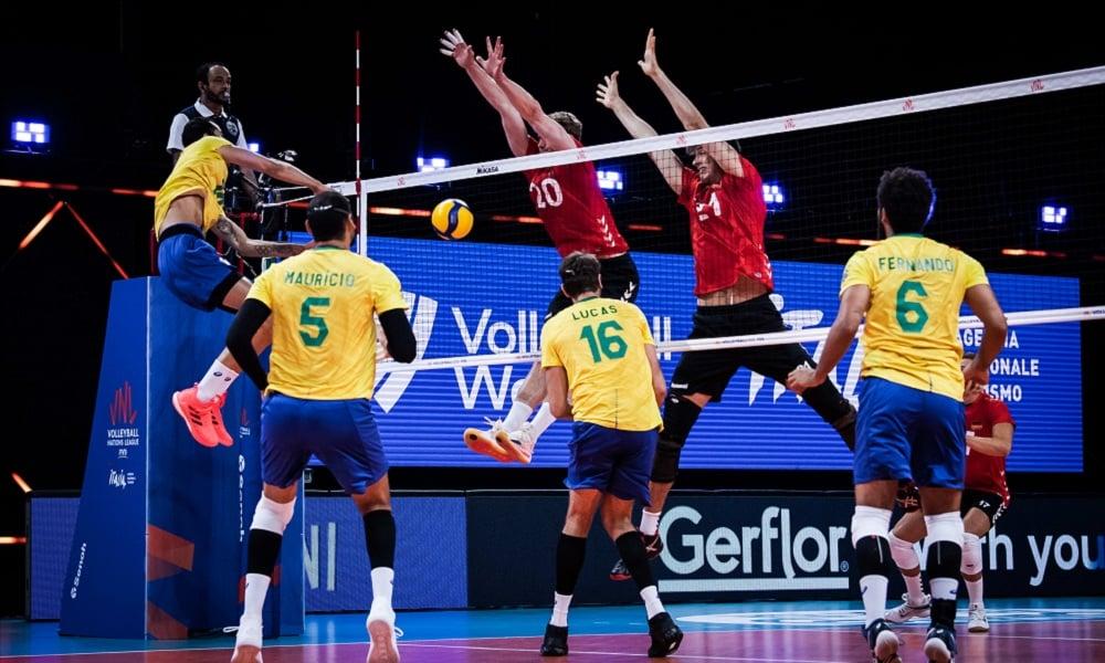Brasil Alemanha Liga das Nações