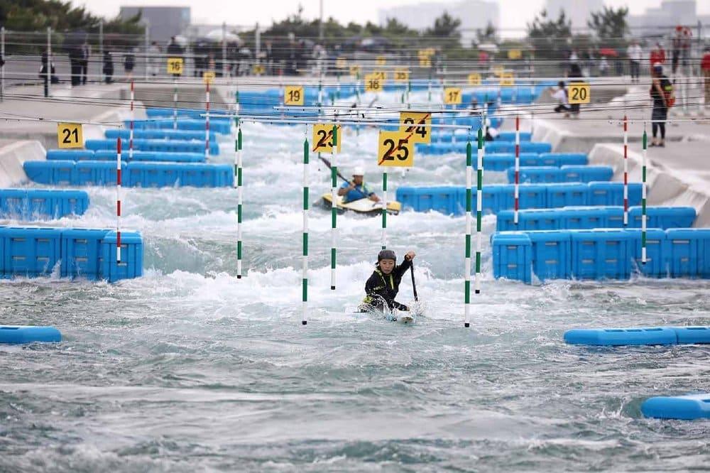 canoagem slalom toquio 2020