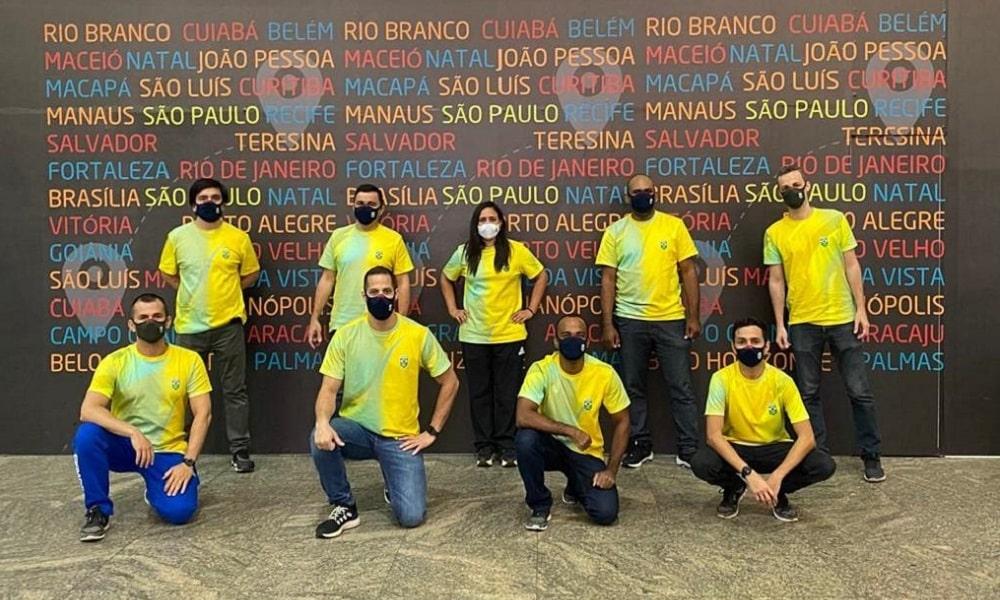 Tóquio Olimpíadas Brasileiros