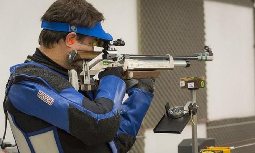 Carlos Garletti Copa do Mundo de tiro esportivo paralímpico