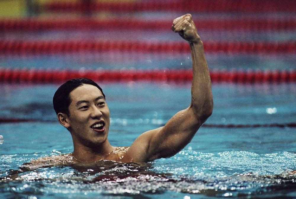 Daichi Suzuki  natação