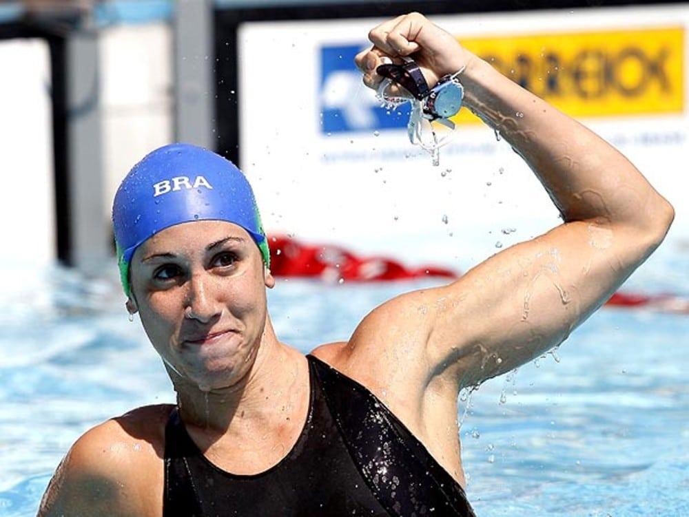 Gabriella Silva Natação